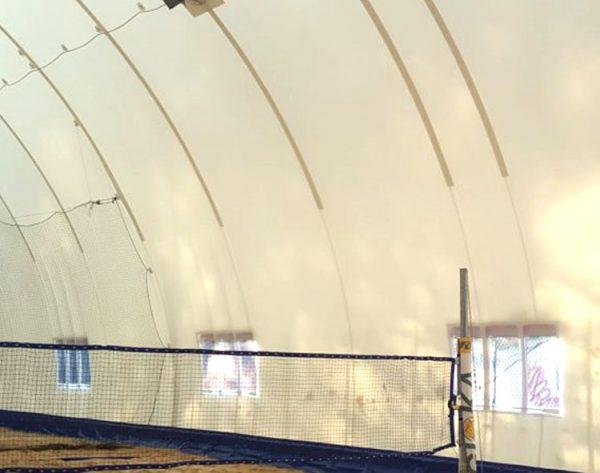 Finestrature su pallone pressostatico