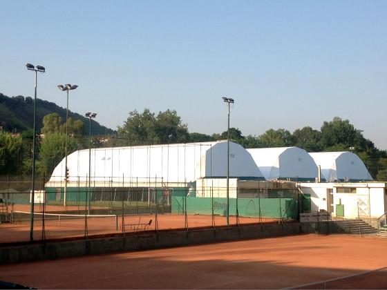 Pallone con struttura geodetica