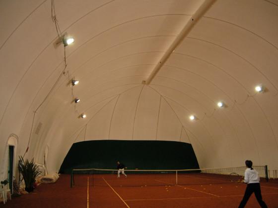 Pallone Pressostatico Singola Membrana